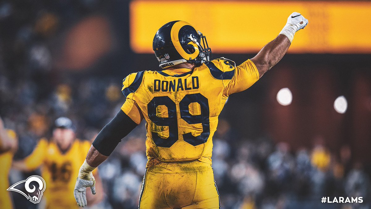 brand new 8e8e9 daad5 Los Angeles Rams on Twitter: