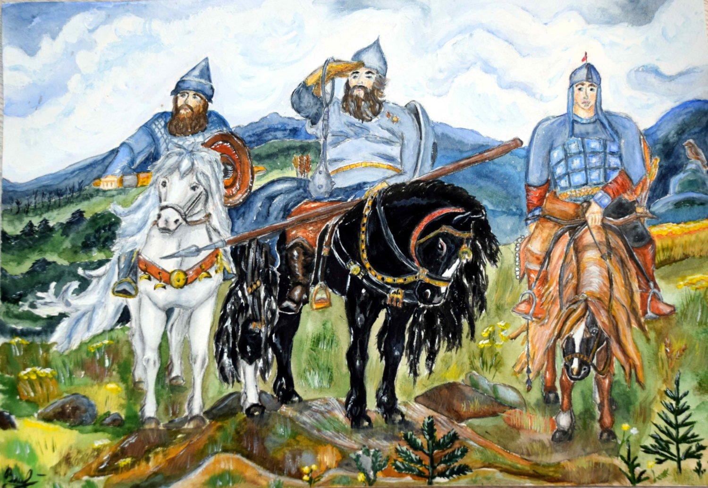 Картинка хранители земли русской