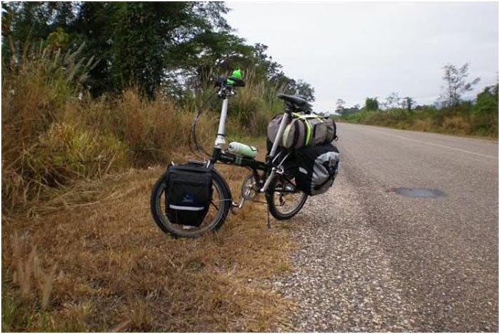 Xe đạp gấp có đi phượt, du lịch được không?  Papilo là địa chỉ tin cậy cung cấp xe đạp gấp chính hãng có 2 cơ sở chính tại Hà Nội và HCM. https://t.co/8u1VAzjIH4 #xe_dap_gap #xe_dap_gap_di_phuot #papilo https://t.co/OZVjHjLlen