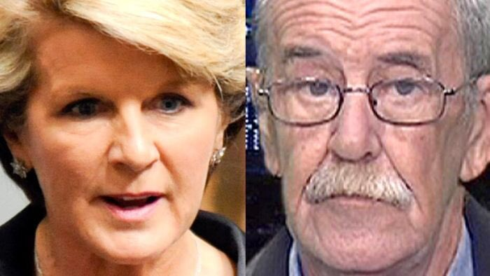 She organised for an Asian sex tourist to come back to Australia to smear Julia Gillard at the #TURC. Bishop met him in a cafe before he gave his evidence. He got in the witness box &amp; exposed himself as a fraud. After that other stooge witnesses changed there story too. #auspol <br>http://pic.twitter.com/wr2Y7jOGAg