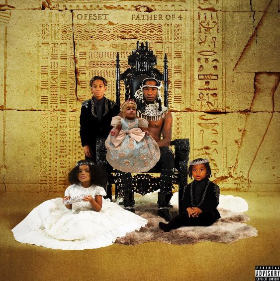 @OffsetYRN FATHER OF 4 IS OUT NOW 🔥🔥🔥🔥 LETS GO !!