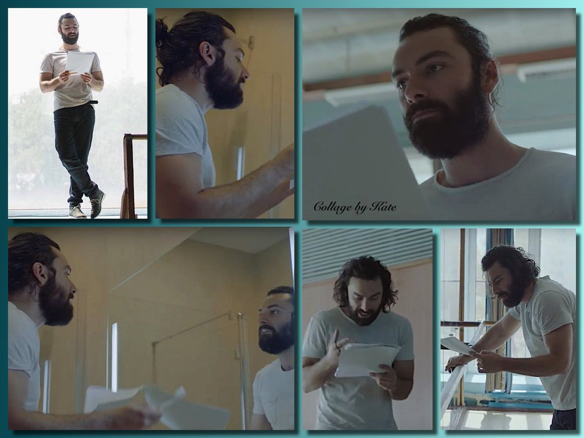 #AidanTurnerl learns his lines... #FurryFriday #AidanCrew  Weekend is near! Have a good day everyone! <br>http://pic.twitter.com/KgPPS1AJpJ