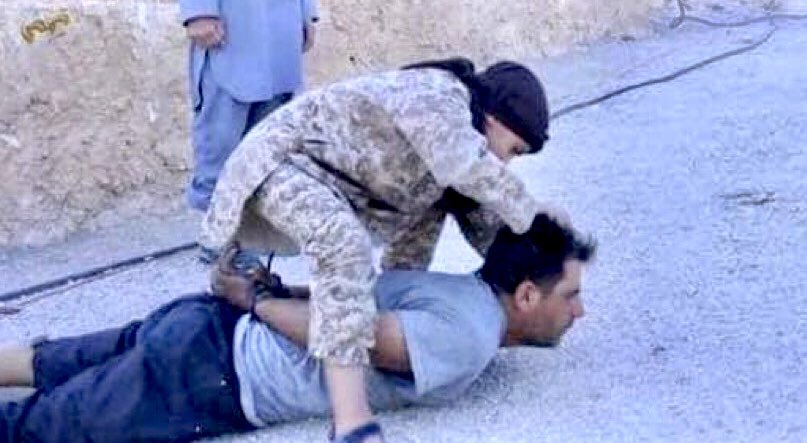 """This is the #ISIS terrorist who just wants to come """"home..."""""""