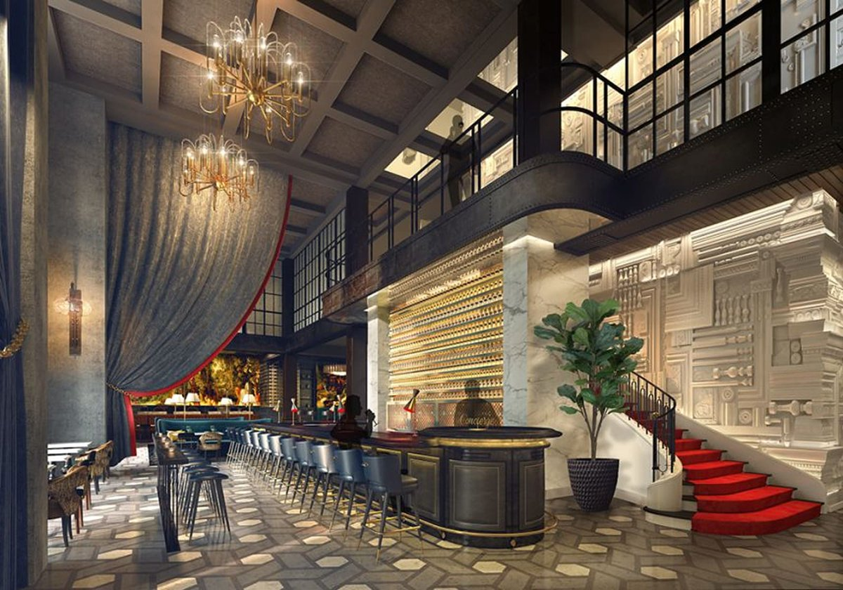What makes @virginhotels so different to the rest?  @VirginHotelsSF @virginhotelschi