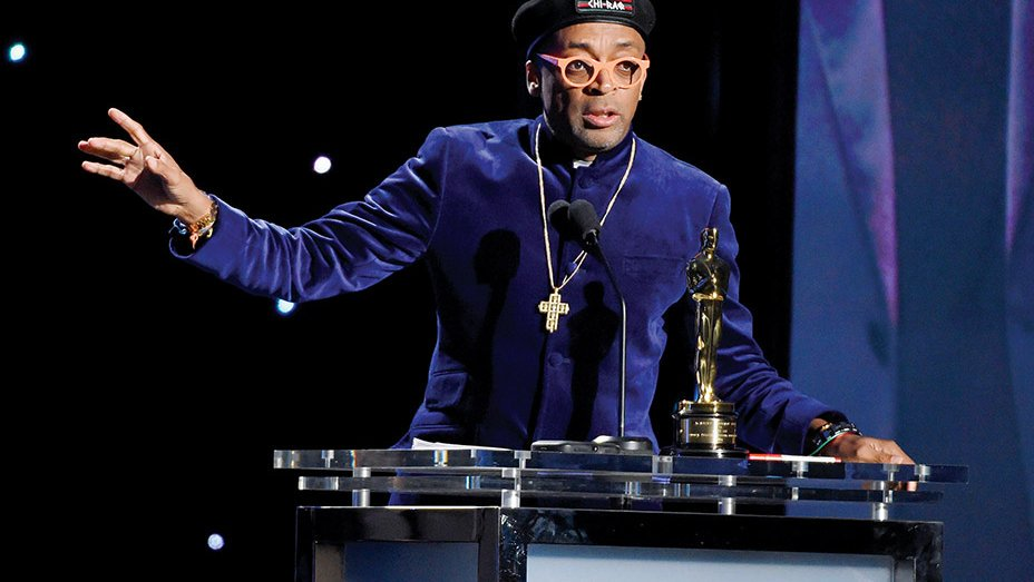 Spike Lee Credits #OscarsSoWhite for Nomination: 'Every 10 Years Black Folks Get Awards' https://t.co/ZMlC99MqHc