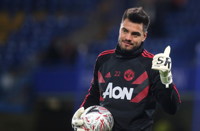 Happy birthday to the world\s best backup goalkeeper, our number 2  2  Sergio Romero!