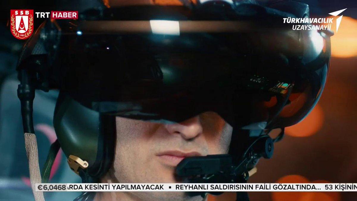 Yeni nesil ATAK helikopteri tanıtıldı. Detayları @trthaber muhabiri Doğancan Aksoy aktardı.