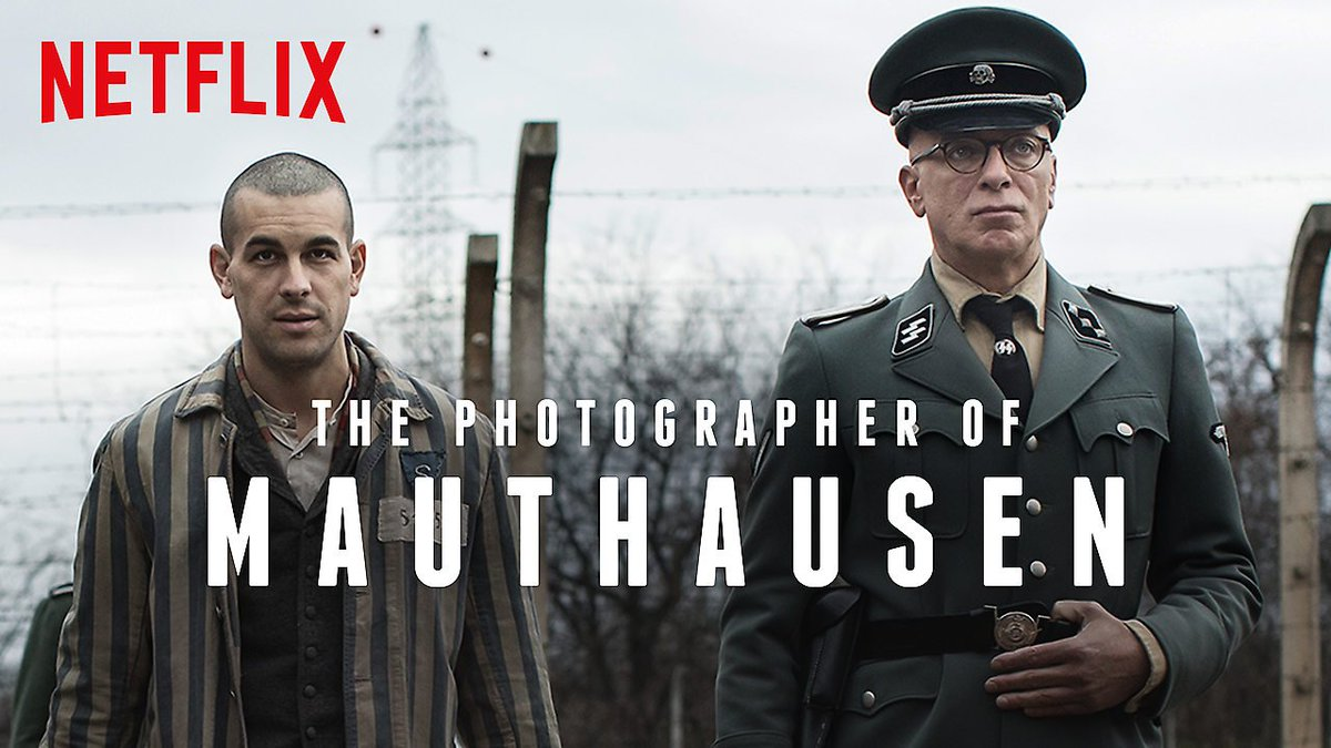 Newonnetflixuk Fan On Twitter The Photographer Of Mauthausen 2018 1hr 50m 15 European Spanish A Catalán Prisoner At A Nazi Concentration Camp Uses His Office Job To Steal Photo Negatives Of The