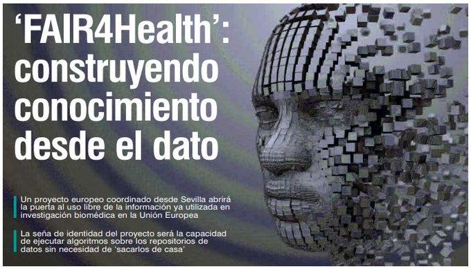 @Fair4Health, construyendo conocimiento desde el dato - via @diariomedico https://t.co/LKIiTesVQ...