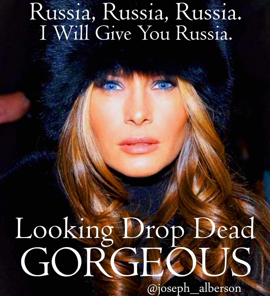 THERE WILL NEVER BE ANOTHER FIRST LADY THAT HAS THE WHOLE PACKAGE! 💥 BEAUTIFUL 💥 CLASS 💥 BRAINS 💥 KIND 💥 Humble 💥 Loving 💥 Giving 💥 Melania Loves America❤️🇺🇸 💥 Melania Was Raised In A War 💥 Torn Poor Country     🇺🇸 AMERICA'S FIRST LADY 🇺🇸   #MELANIATRUMP💫💫💫💫
