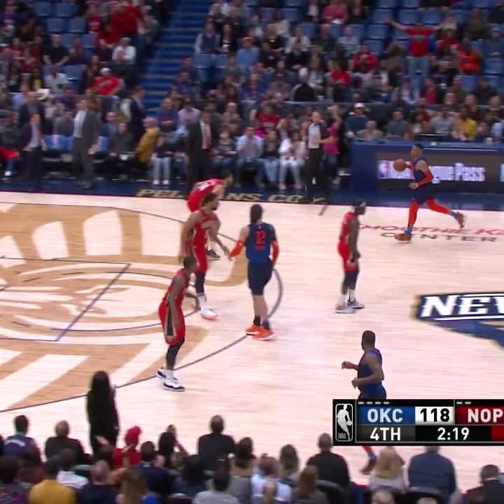 NBA TV's photo on Russell Westbrook