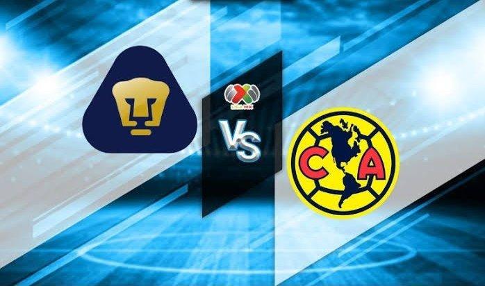 Pumas UNAM vs Águilas América Liga MX J7 2019