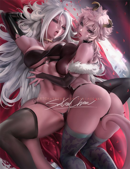 android 21 hentai
