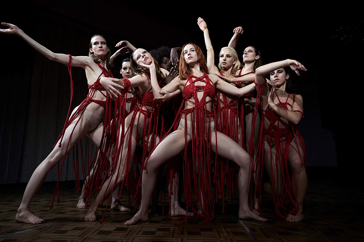 Suspiria: Non Piangere per Loro, Argento https://www.cinemaecritica.net/index.php/it/Down/57/SUSPIRIA-di-Luca-Guadagnino/2894/30 … #cinema #Suspiria #LucaGuadagnino #DarioArgento #DakotaJohnson #alcinema #film #movie #boxoffice #Rai #mediaset #notizie