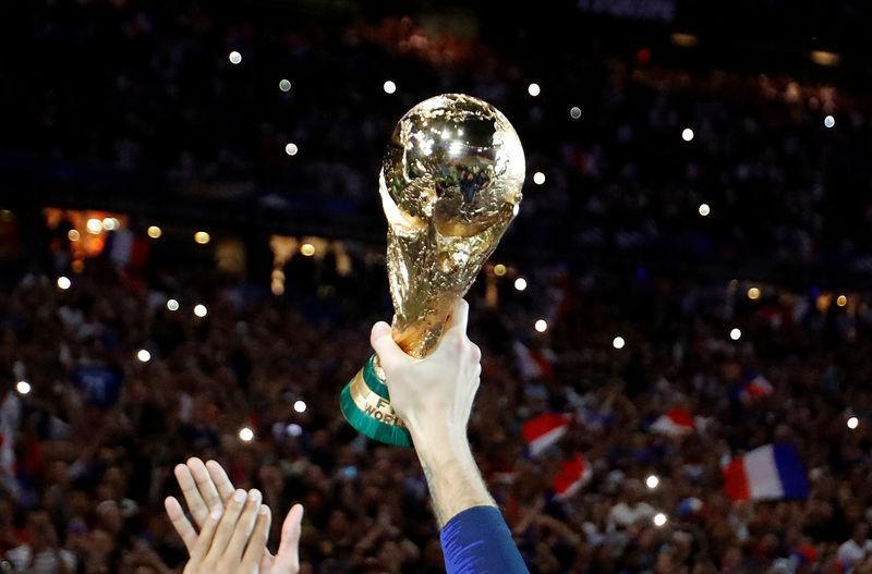 Chile se suma a candidatura conjunta de Argentina, Uruguay y Paraguay para Mundial 2030 https://t.co/cN0z0TlNON