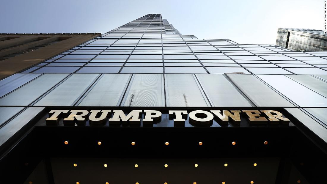 The trump organization will not move forward with ambitious