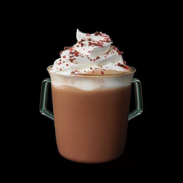 Just picked up a #CherryMocha from @starbucks and it tastes like a #cherrycordial in a cup.  #delicious #happyvday #happyvalentinesday #cherry  http:// bit.ly/2EbV8TR  &nbsp;  <br>http://pic.twitter.com/xA8JqwUxB1