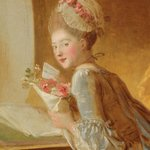 Image for the Tweet beginning: Lessons in seduction from Rococo