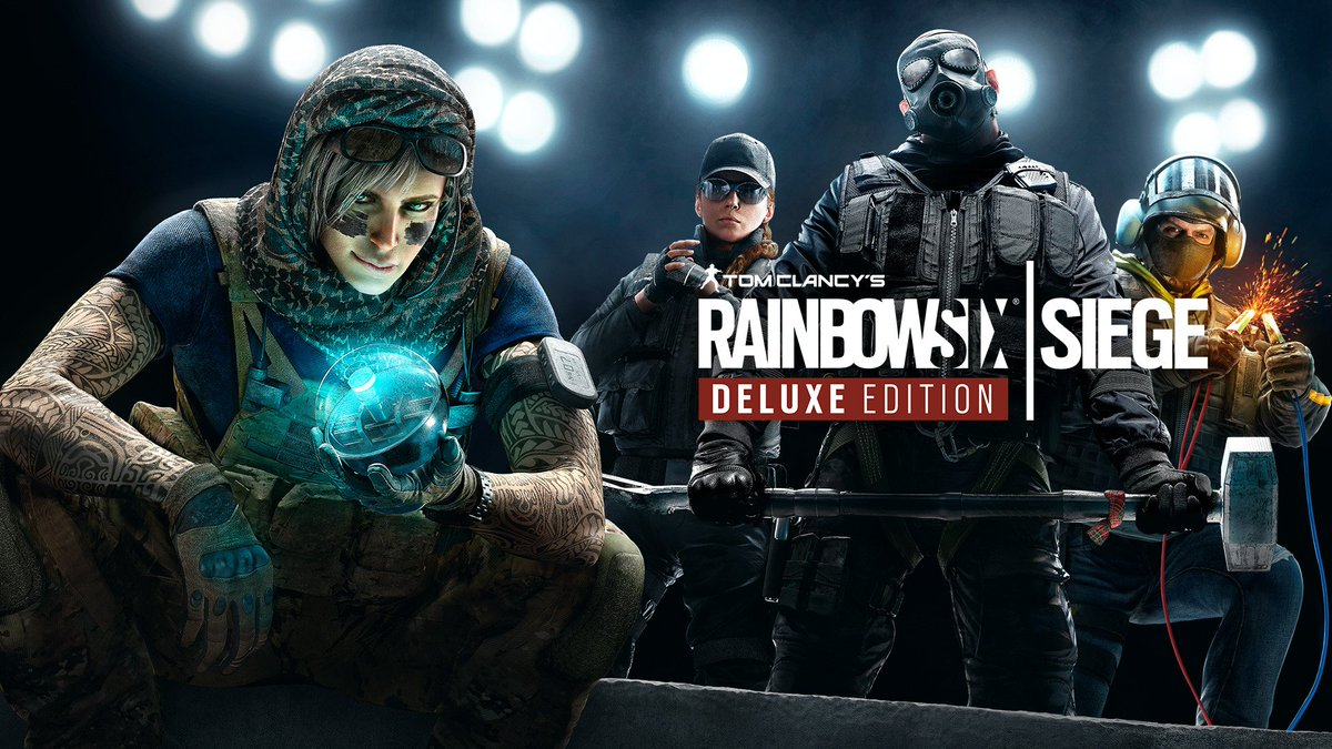 Mobilizing new recruits, seasoned operators, and everyone in between for the @Rainbow6Game Free Play Day Weekend February 14-17.   🎮: https://xbx.lv/2TSjsiY