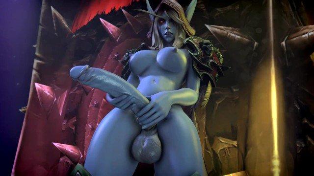 Inquisitor whitemane lady sylvanas onyxia nude