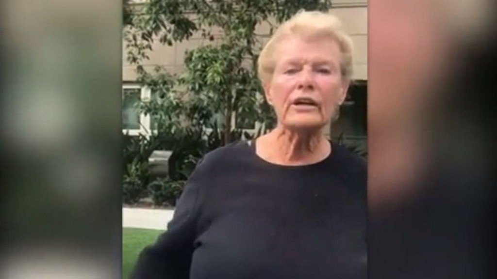 'Doesn't even look human': Woman's shocking racist rant caught on camera http://bit.ly/2DFPB6s
