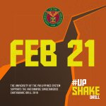 Image for the Tweet beginning: JOIN THE DRILL: On February