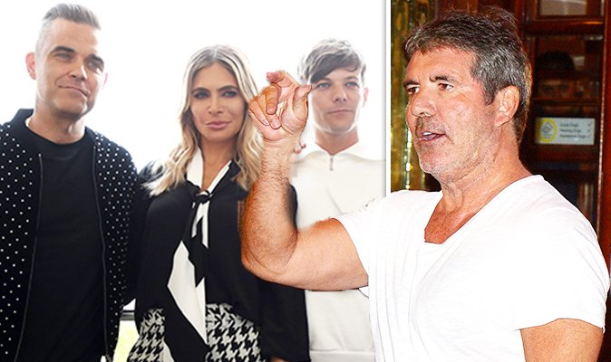 Simon Cowell to launch TWO #XFactor and #britainsgottalent series- 'It's huge' https://t.co/iG6uAIlPzX