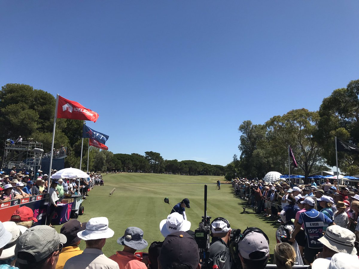 Lincoln Moore's photo on #WomensAusOpen