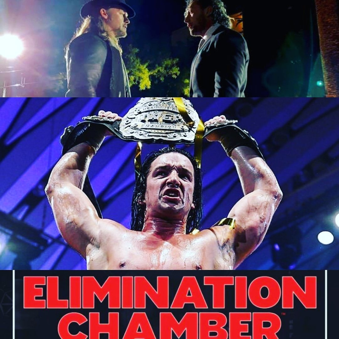 On the latest Armbar Audio Tim &amp; John discuss the #AEW press conference, review #njnbg Osaka and give our predictions for #WWE #EliminationChamber ! Check it out! #NJPW #RAW #SDLive #205Live #newbeginninginosaka   https:// youtu.be/_7QUwenJR_8  &nbsp;  <br>http://pic.twitter.com/NTi6YQ34rl