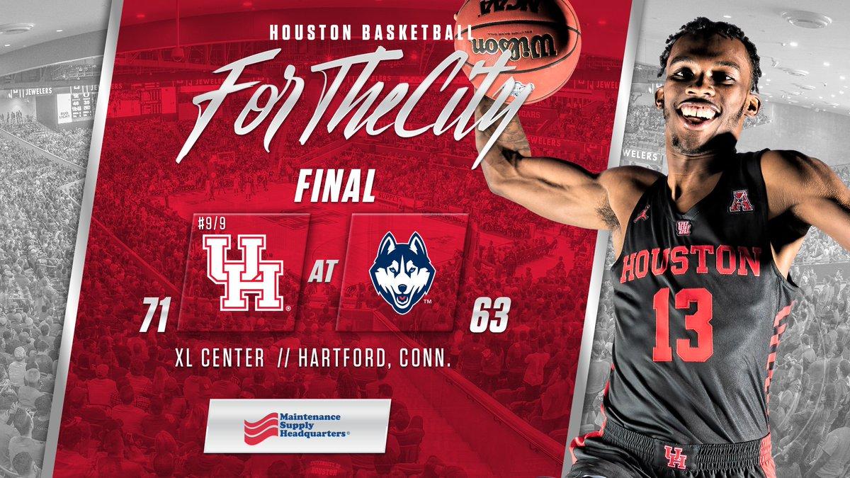 8770d1a84af Houston Men's Hoops 🏀 🐾 on Twitter: