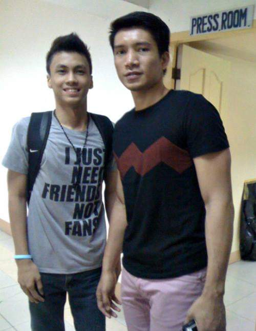 Happy birthday idol James Yap! Fan since 2005 thank you sa inspiration.