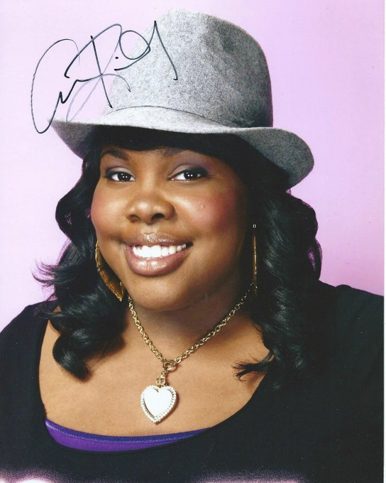 Happy Birthday, Amber Riley!