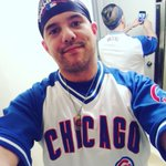 Day 364 of @Cubs #ShirtOfTheDay #ThatsCub #CubsTalk #EveryBodyIn #IamCubsessed #Cubs #AuthenticFan #OldSchool #BaniBands #BaniBandit