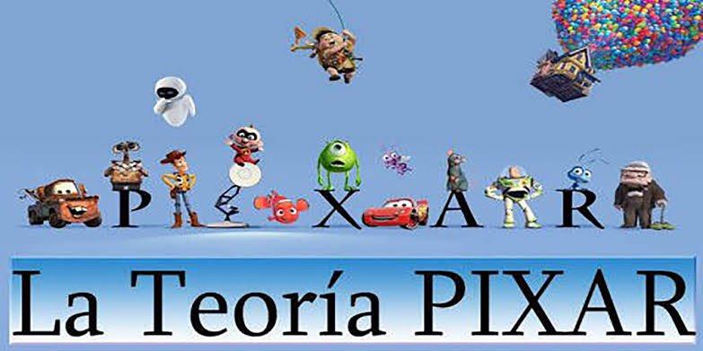 Pongan atención que hoy les voy a (re) contar la teoría Pixar actualizada.