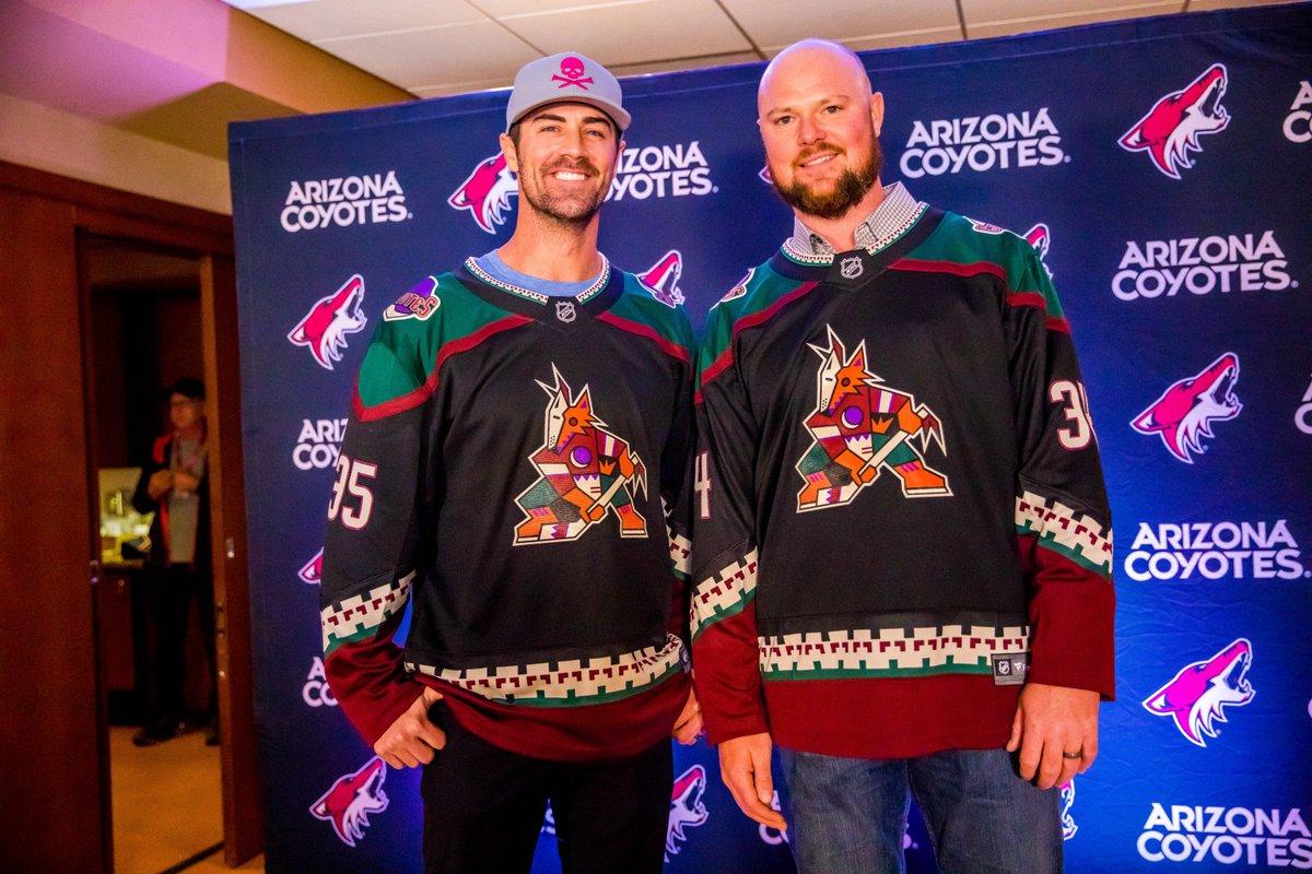 Arizona Coyotes @ArizonaCoyotes