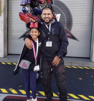AMBER ALERT: Peel Regional Police searching for 11-year-old Riya Rajkumar, described as 4 ft tall, thin build, last seen wearing a pink dress with black boots. Police say the suspect is her father, 41-year-old Roopesh Rajkumar, driving a silver 2-door Honda Civic, plate ARBV 598.
