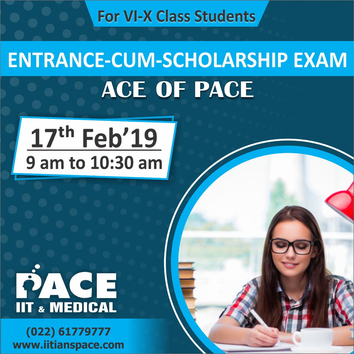 PACE IIT & Medical on Twitter: