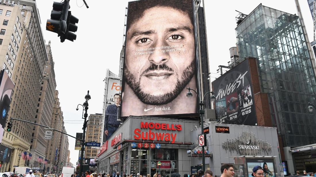 The Colorado store that boycotted Nike after the Colin Kaepernick ad will close https://cnn.it/2Ea3Txx