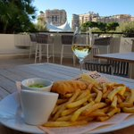 Image for the Tweet beginning: It's Fish&Chips Friday again! Join