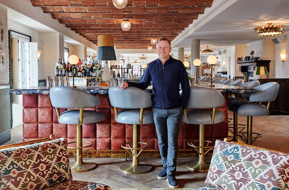 Nick Jones, founder of @SohoHouse joins our judging panel for #SpaceforIdeas  Competition. Enter to get your idea in front of him: https://t.co/piBdxdZs5K https://t.co/WRjI9PUIIT