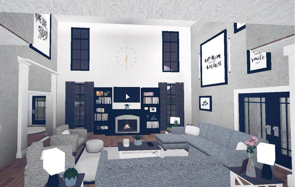 Living Room Ideas For Bloxburg Jihanshanum