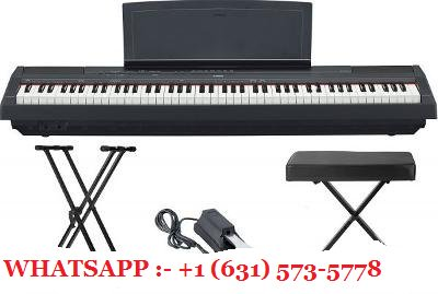 Yamaha P115B 88Key Graded Hammer Digital #Piano available at best price.  Visit Now..  More Details : https://www.click.in/noida/yamaha-p115b-88key-graded-hammer-digital-piano-c182-v32996234…  #Musical_Instruments