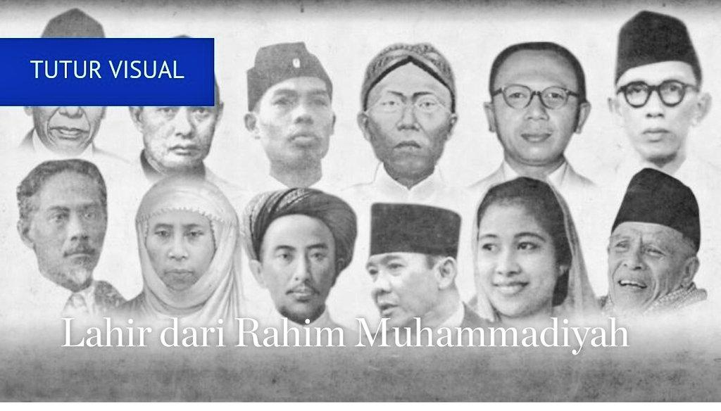 Tokoh Pencerah Republik yg lahir dari rahim Muhammadiyah #TanwirMuhammadiyah https://arsip-interaktif.kompas.id/pahlawan_muhammadiyah…