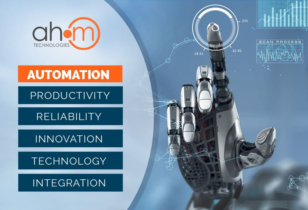 Several real-time reports are  generated with the help of automation in DevOps providing a stronger and  realistic view of everything.... Read More at : https://www.ahomtech.com/automation-services-india/… Contact Us : +1 415 449 8655, +91 987 390 4496 Email Us : sales@ahomtech.com #automation #devops #ahom