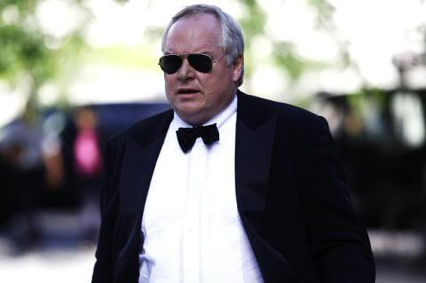 The name's Boulton, Adam Boulton.  Happy 60th birthday to a friend and colleague who I have worked alongside for more than 30 years.  Sometimes stirred, never shaken 🍸    @adamboultonSKY