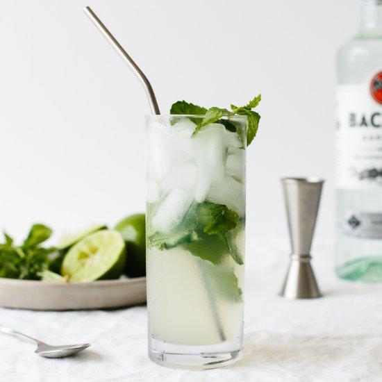 Mojito Cocktail. #classicrecipes #foodstyle http://bit.ly/2LjUu8A