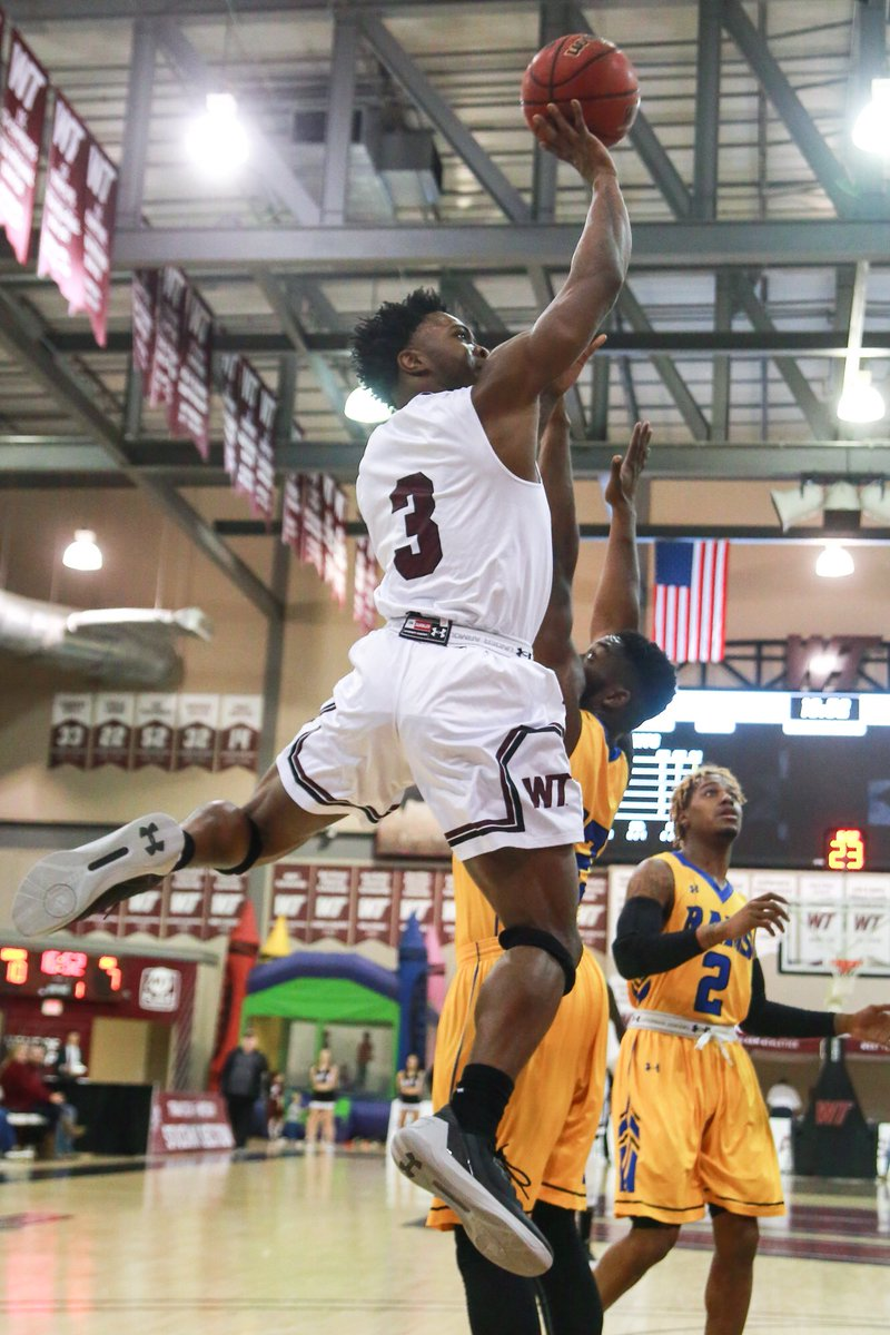 The @WestTXD2Hoops roll Rams for 9th straight win. Here's a recap #LSCmbb https://www.amarillo.com/sports/20190215/buffs-roll-rams-for-9th-straight-win…