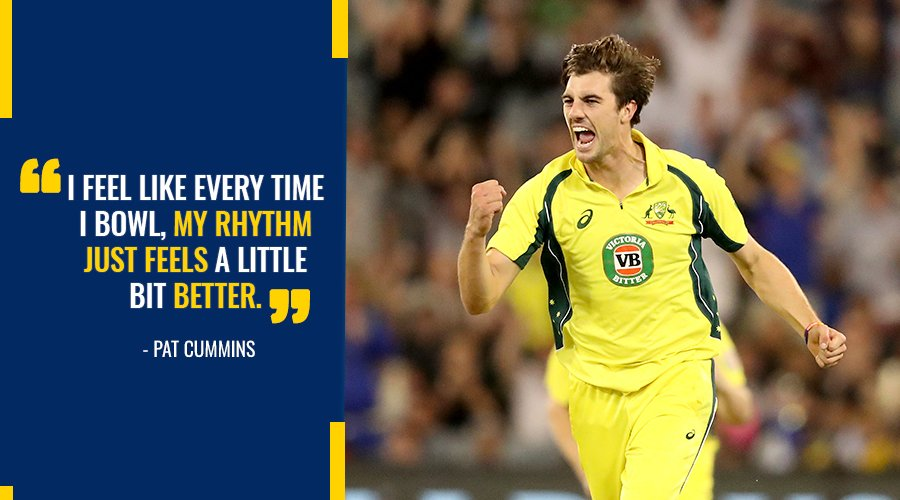 Will Cummins be 'goings' back to Australia as the highest wicket-taker in the Paytm #INDvAUS series? 🤔