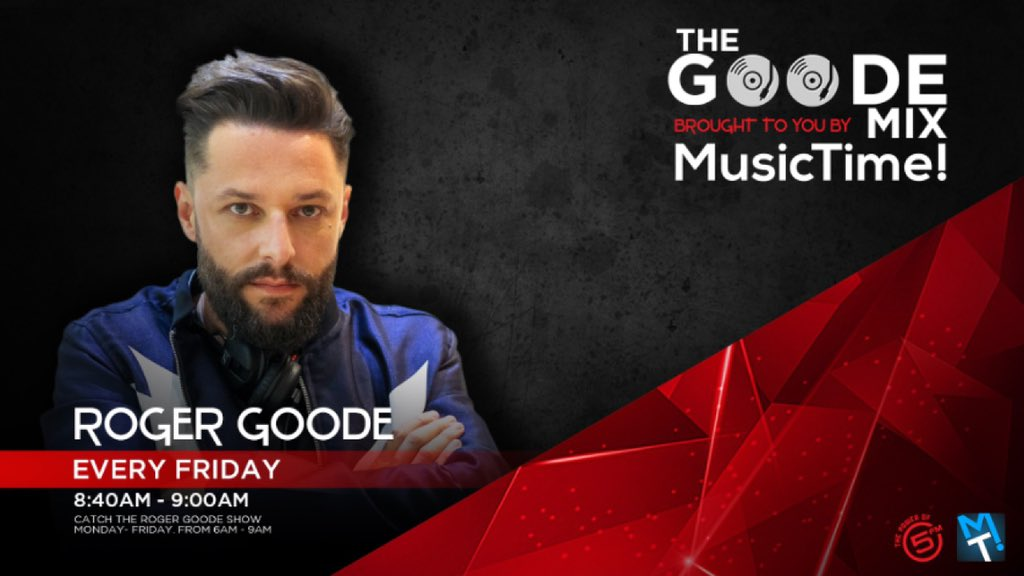 Nearly time to rock out with  @DJRogerGoode and his LIVE #GoodeMix!   Brought to you by #MusicTime and @MTNza! Join us live on Instagram: https://t.co/MosPUzJxyY or stream here: https://t.co/O9AGrIGYh6   🚨 8:40am 🚨