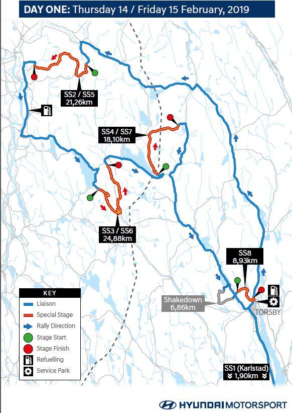 WRC: 67º Rallye Sweden [14-17 Febrero] - Página 4 DzbZWcWX0AA-Xrj